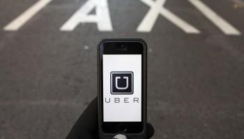 Король Uber. Да здравствует король!